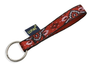 Lupine Retired Wild West Key Chain - Small