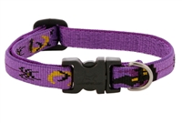 "Retired Lupine 1/2"" Haunted House 6-9"" Adjustable Collar"
