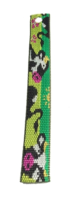 "Lupine 3/4"" Moo Cow Bookmark - Includes Matching Tassel"