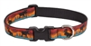 "Lupine Moose on the Loose 25-31"" Adjustable Collar - Large Dog"