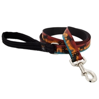 "Lupine 1"" Moose on the Loose 6' Long Padded Handle Leash"