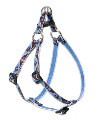 "Lupine 1/2"" Muddy Paws 10-13"" Step-in Harness"