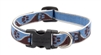"Lupine 1/2"" Muddy Paws 10-16"" Adjustable Collar"