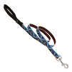 "Lupine 3/4"" Muddy Paws 4' Padded Handle Leash"