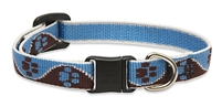 "Lupine 1/2"" Muddy Paws Cat Safety Collar"