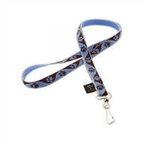 "Lupine Original Design 1/2"" Muddy Paws Lanyard"