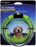 NiteIze NiteHowl LED Safety Necklace - Green