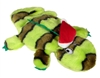 Outward Hound Holiday Invincible Snake - 2 Squeakers
