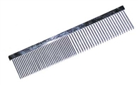 OmniPet Steel Comb for Long Haired Dogs & Cats