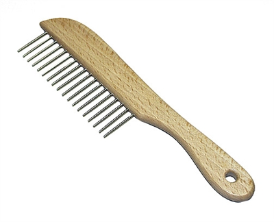 OmniPet Cocker & Poodle Comb for dogs