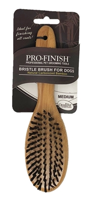 OmniPet Bristle Brush for Dogs - Medium