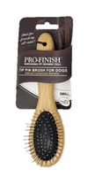 OmniPet Tip Pin Brush for Dogs - Small