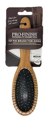 OmniPet Tip Pin Brush for Dogs - Medium