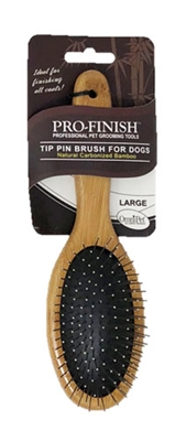 OmniPet Tip Pin Brush for Dogs - Large