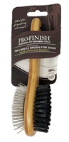 OmniPet Pin & Bristle Brush for Dogs - Small