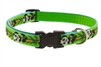 "Lupine 1/2"" Panda Land 10-16"" Adjustable Collar"