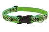 "Lupine Originals 1"" Panda Land 25-31"" Adjustable Collar for Medium and Larger Dogs"
