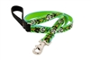 "Retired Lupine 3/4"" Panda Land 4' Padded Handle Leash"