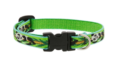 "Lupine 1/2"" Panda Land 6-9"" Adjustable Collar"