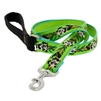 "Lupine 1"" Panda Land 6' Padded Handle Leash"