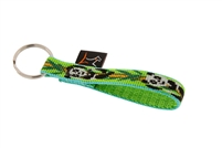 Lupine Panda Land Key Chain - 1/2""