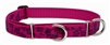 "Lupine 1"" Plum Blossom 15-22"" Martingale Training Collar"