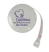 Pet Expectations Round Cloth Tape Measurer