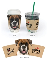 Boxer (I Love My) Cup Hugger