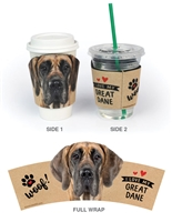 Great Dane (I Love My) Cup Hugger