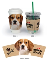 Beagle (I Love My) Cup Hugger