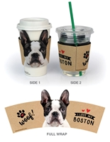 Boston (I Love My) Cup Hugger
