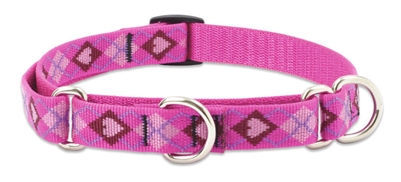 "Lupine 3/4"" Puppy Love 10-14"" Martingale Training Collar"
