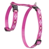 "Lupine 1/2"" Puppy Love 12-20"" H-Style Cat Harness"