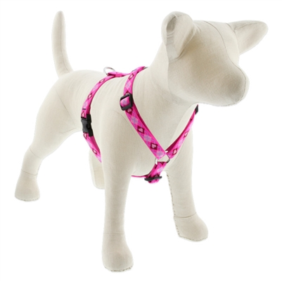 "Lupine 3/4"" Puppy Love 20-32"" Roman Harness"
