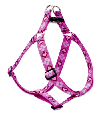 "Lupine 1"" Puppy Love 24-38"" Step-in Harness"