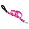 "Lupine 1"" Puppy Love 4' Padded Handle Leash"