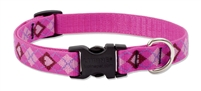 "Lupine 3/4"" Puppy Love 9-14"" Adjustable Collar"