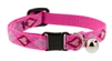 "Lupine 1/2"" Puppy Love Cat Safety Collar with Bell"
