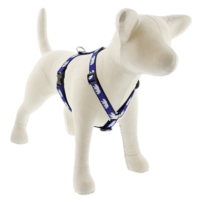 "Lupine Polar Paws 14-24"" Roman Harness - Medium Dog"