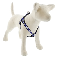 "Lupine Polar Paws 15-21"" Step-in Harness - Medium Dog"