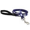 LupinePet Polar Paws 4' Padded Handle Leash - Medium Dog