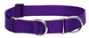 "Lupine 1"" Purple 15-22"" Martingale Training Collar"