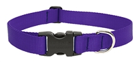 "Lupine 1"" Purple 16-28"" Adjustable Collar"