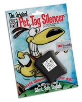 Quiet Spot Tag Silencer - Black