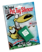 Quiet Spot Tag Silencer - Green