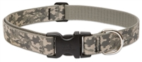 "Retired Lupine 1"" ACU (Army Combat Uniform) 12-20"" Adjustable Collar - Large Dog"
