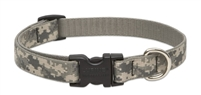 "Retired Lupine 3/4"" ACU  13-22"" Adjustable Collar"
