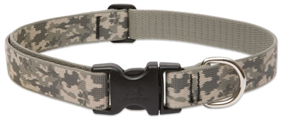 "Retired Lupine 1"" ACU   16-28"" Adjustable Collar"