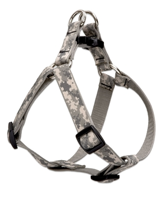 "Retired Lupine ACU 20-30"" Step-in Harness - Medium Dog"