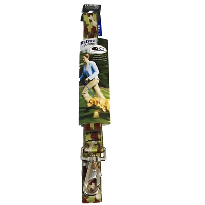 Retired Lupine Bone Hunter Retrax  - Large Dog